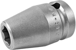 M-5112 Apex 3/8'' Magnetic Standard Socket, 1/2'' Square Drive