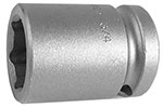 M-5124 Apex 7/8'' Magnetic Standard Socket, 1/2'' Square Drive