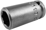 MX-1110 Apex 5/16'' X-Hard Magnetic Standard Socket, 1/4'' Square Drive