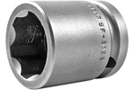 SF-5128 Apex 1/2'' Surface Drive Standard Socket, 1/2'' Square Drive