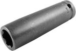 APEX SF-5318 9/16'' Extra Long Impact Socket, Surface Drive, 1/2'' Square Drive