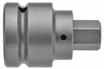 APEX SZ-14-27MM 27mm Socket Head Metric Bits, 1'' Drive