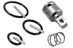 APEX WSK-C WSK Wobble Socket Adapter Kit, 3/8'' Square Drive