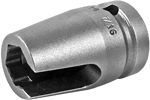 ZE-514 1/2'' Apex Brand Angled Grease Fitting Socket