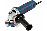1375A Bosch 4-1/2'' Angle Grinder, 6 Amp w/ Lock-on Slide Switch