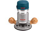 1617EVS Bosch 2.25 HP Electronic Variable Speed Fixed-Base Router
