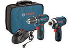 CLPK22-120 BOSCH 12V Max 2-Tool Combo Kit