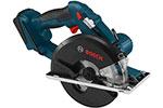 CSM180B Bosch 18V 5-3/8'' Metal Circular Saw, Bare Tool