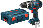 DDS181BL Bosch 18V Compact Tough Drill Driver w/ L-Boxx Carrying Case, Bare Tool