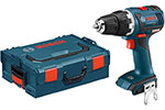 DDS182BL Bosch 18V Brushless Compact Tough Drill Driver w/ L-Boxx Carrying Case, Bare Tool