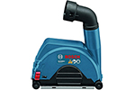 GA50DC Bosch 5'' Concrete Cutting Dust Collection Guard