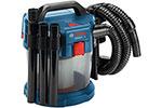 GAS18V-3N Bosch 18V 2.6 Gallon Vacuum, Bare Tool