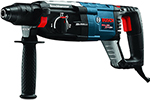 GBH2-28L BOSCH 1 1/8'' SDS-Plus Rotary Hammer