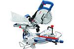 GCM18V-08N Bosch 18V Brushless 8-1/2'' Single-Bevel Sliding Miter Saw, Bare Tool