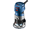 GKF125CEN Bosch 1.25 HP Variable Speed Palm Router w/LED