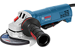 GWS10-45DE Bosch 4-1/2'' Angle Grinder, 10 Amp w/ No Lock-on Paddle Switch