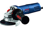 GWS10-45E Bosch 4-1/2'' Angle Grinder, 10 Amp w/ Lock-on Switch