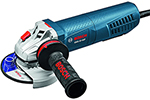 GWS10-45P Bosch 4-1/2'' Angle Grinder, 10 Amp w/ Lock-on Paddle Switch