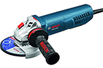 GWS13-50P Bosch 5'' Angle Grinder, 13 Amp w/ Lock-on Paddle Switch