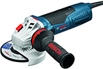 GWS13-50VS Bosch 5'' Variable Speed Angle Grinder, 13 Amp w/ Lock-on Slide Switch