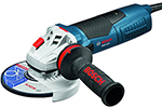 GWS13-60 Bosch 6'' Angle Grinder, 13 Amp w/ Lock-on Slide Switch