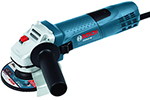 GWS8-45 Bosch 4-1/2'' Angle Grinder, 7.5 Amp w/ Lock-on Slide Switch