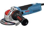 GWX13-50 Bosch 5'' 13A X-Lock Grinder
