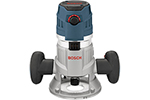 MRF23EVS Bosch 2.3 HP Electronic Variable Speed Fixed-Base Router w/ Trigger Control