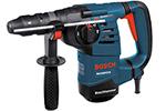 RH328VCQ Bosch 1 1/8'' SDS-Plus Rotary Hammer w/ Vibration Control & QCC