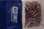 SEL2S100-3/32 No-Mar 3/32'' Skin Pins 100 Piece Kit w/ Carry Bag