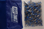 SSL2S100-5/32 No-Mar 5/32'' Skin Pins 100 Piece Kit w/ Carry Bag