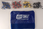 SSL5S40 No-Mar Sheet Metal Fasteners 50 Piece Kit w/ Carry Bag