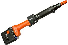 47BSYB60D4 Cleco LiveWire Inline Series Nutsetter, Torque Range (ft-lb): 15.4-44.2
