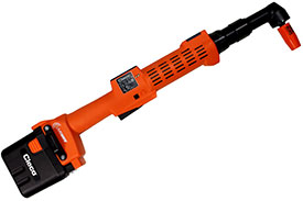 47BAYPB15P3L Cleco LiveWire 2 Right Angle Series Nutrunner, Torque Range (ft-lb): 4.1-11.1