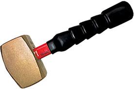 EX108U-0400B CS Unitec Club Hammer, Copper Beryllium