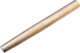 EX301C-010UB CS Unitec Non-Sparking / Non-Magnetic Straight Type Drift Pin, Copper Beryllium