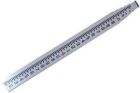 06-916 CST/berger 16ft MeasureMark Grade Rod in Feet, Tenths and Hundredths