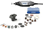 3000/1-24 Dremel 1 Attachment, 24 Accessories Variable Speed Rotary Tool Kit