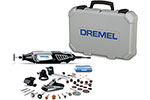 4000/4-34 Dremel 4 Attachments, 34 Accessories Variable Speed Rotary Tool
