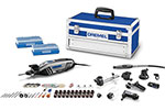 4300/9-64 Dremel 9 Attachments, 64 Accessories Versatile Rotary Tool Kit with Flex Shaft and Hard Storage Kit