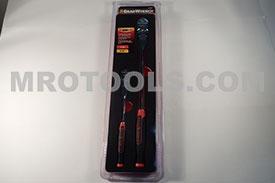 81204P GEARWRENCH 1/4'' and 3/8'' Drive 120XP Cushion Grip Flex Teardrop Ratchet 2 Piece Set - FLASH SALE