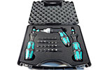 05074739001 WERA 7441/7441/7442 Kraftform Adjustable Torque Screwdriver Set - FLASH SALE