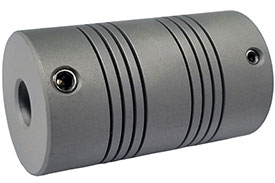 Helical MCA100-10-10 Flexible Aluminum Motor Coupling, MCA Series