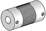 Helical UJA100-30-8-8 Flexured U-Joint, Aluminum