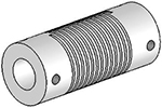Helical UJA125-45-16-16 Flexured U-Joint, Aluminum