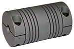 Helical MCAC100-12-8 Flexible Aluminum Motor Coupling, MCA Series