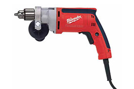 0200-20 Milwaukee 3/8'' Magnum Drill, 0-1200 RPM