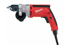 0302-20 Milwaukee 1/2'' Magnum Drill, 0-850 RPM With All Metal Chuck And QUIK-LOK Cord