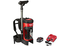 0885-21HD Milwaukee M18 FUEL 3-in-1 Backpack Vacuum Kit