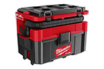 0970-20 Milwaukee M18 FUEL PACKOUT 2.5 Gallon Wet/Dry Vacuum